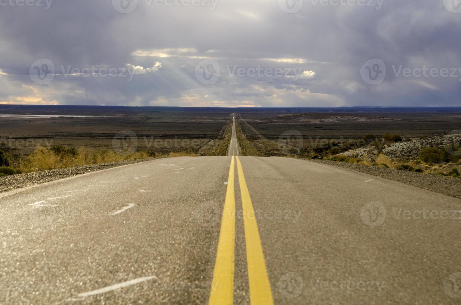 route 40, patagonie photo