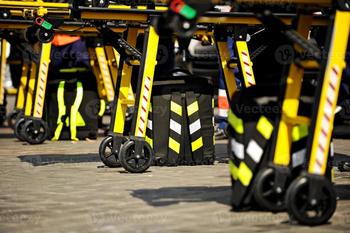 équipement médical d'urgence photo