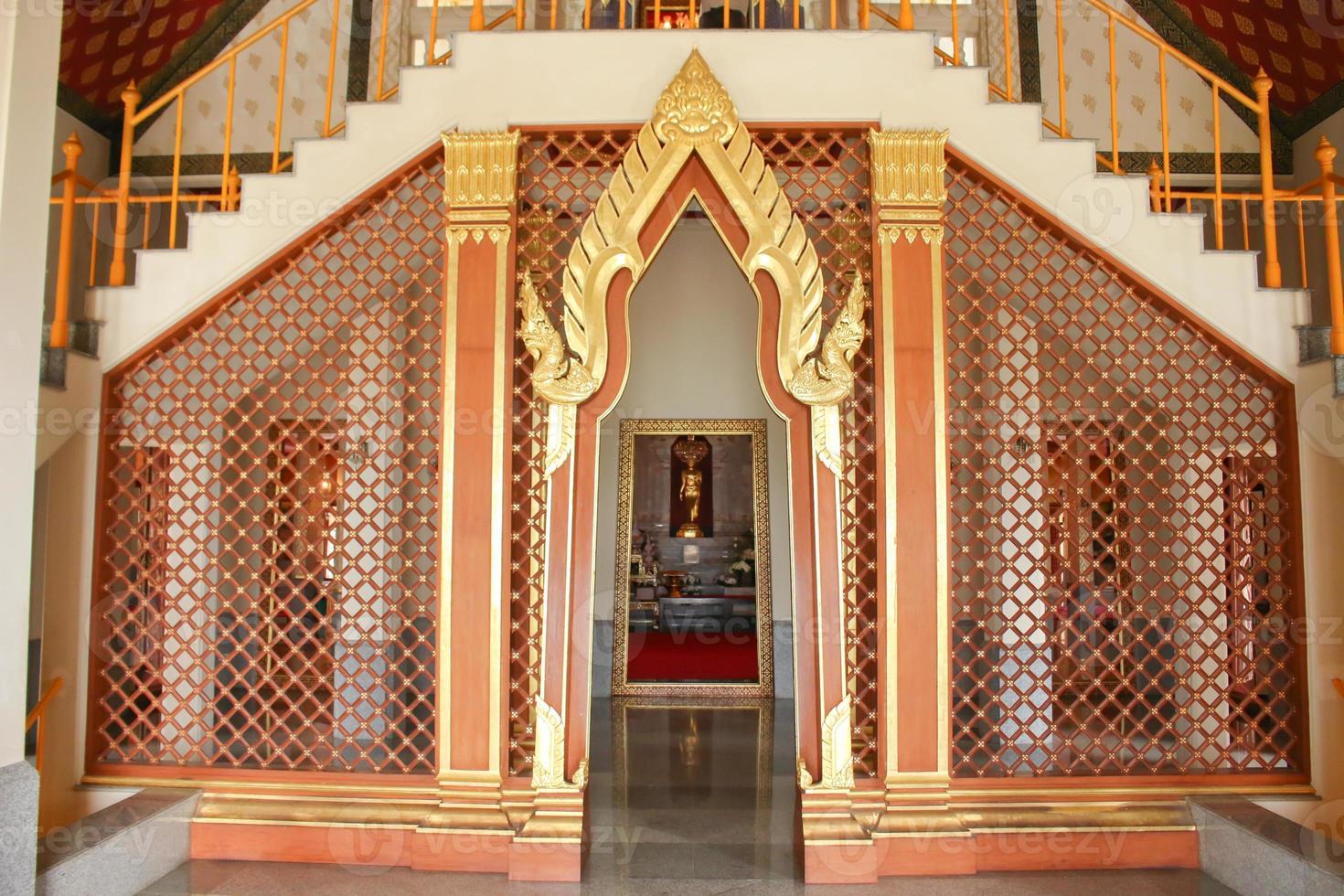 modèle temple intérieur photo