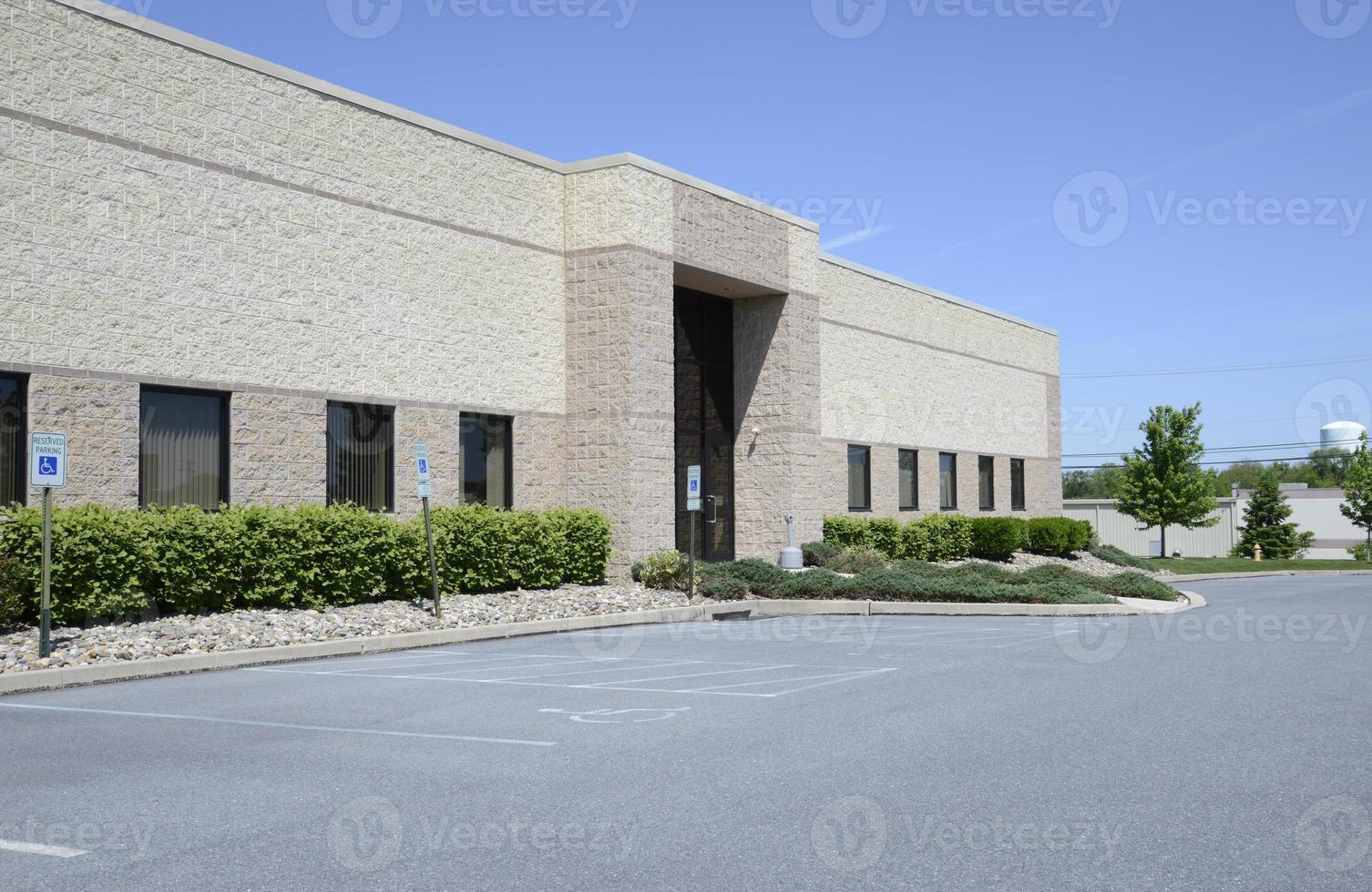 grand bâtiment de corporation photo