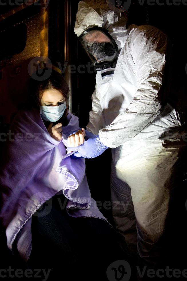 patient Ebola photo