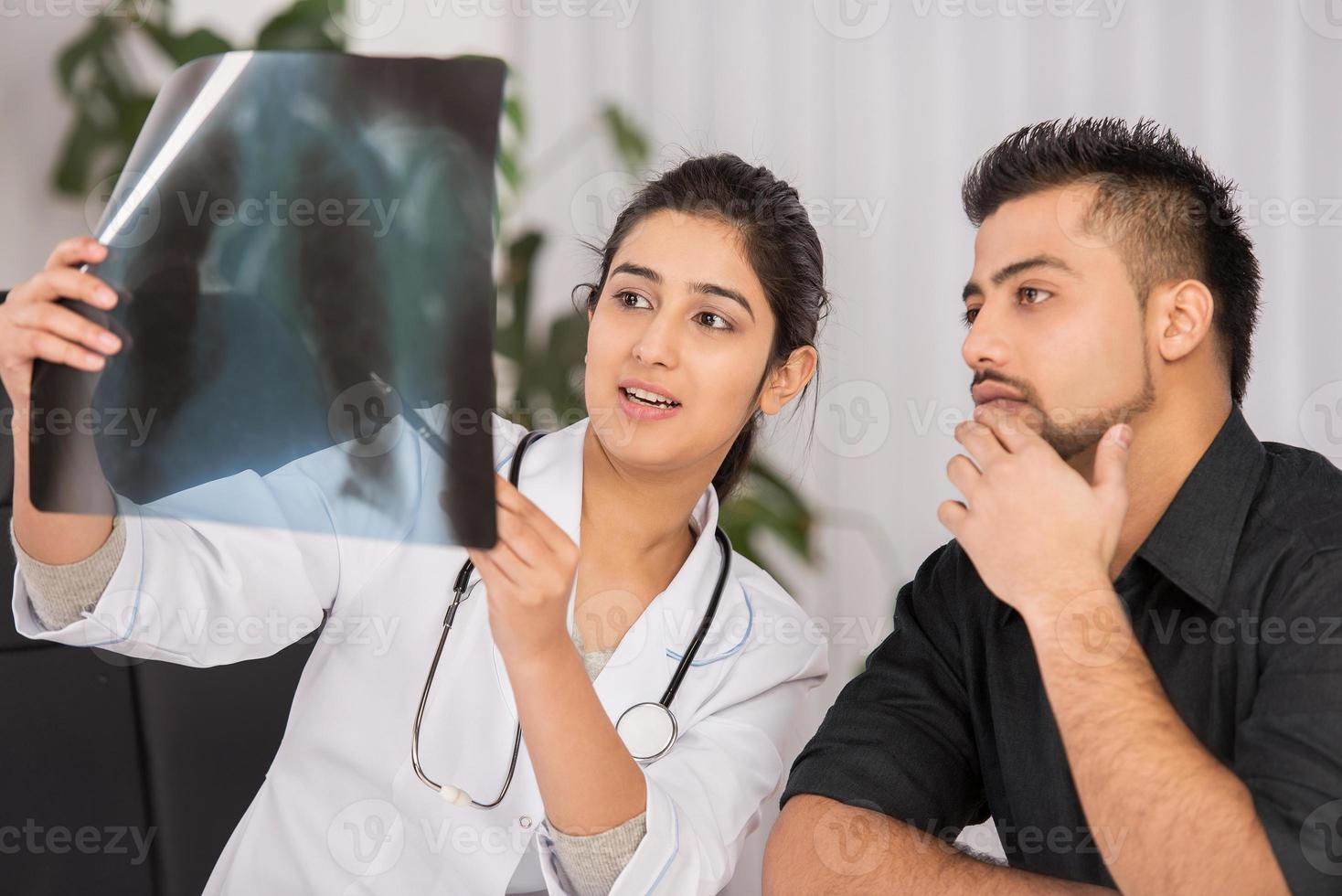 docteur indien photo