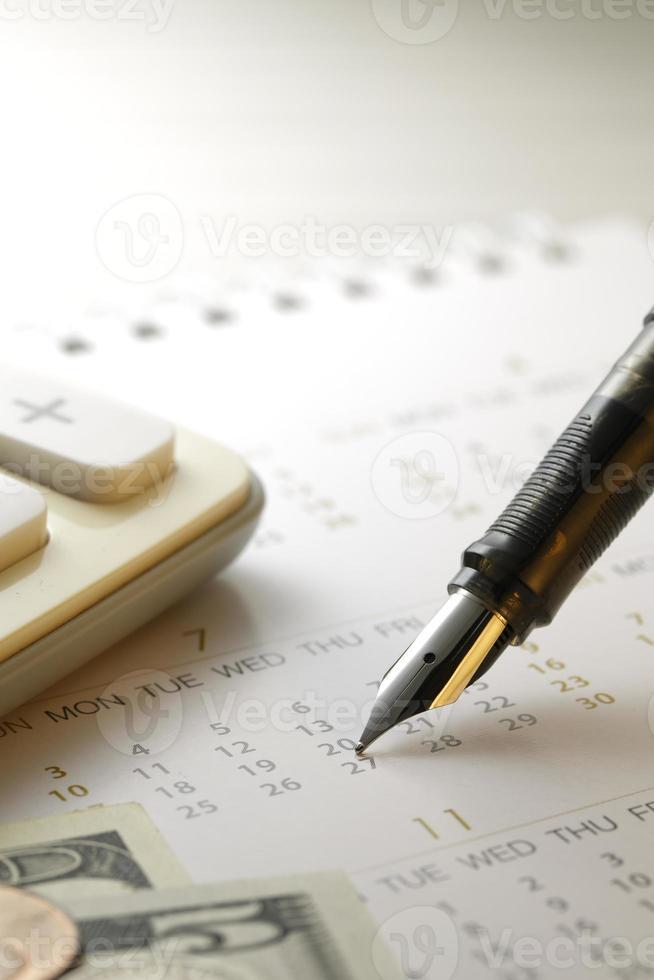 date de règlement financier - images de stock libres de droits photo