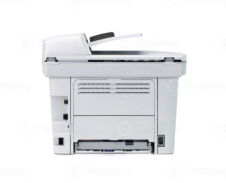 imprimante isolée photo