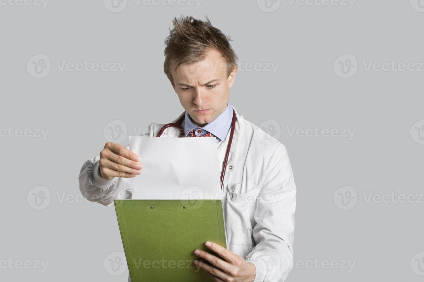 docteur heureux photo