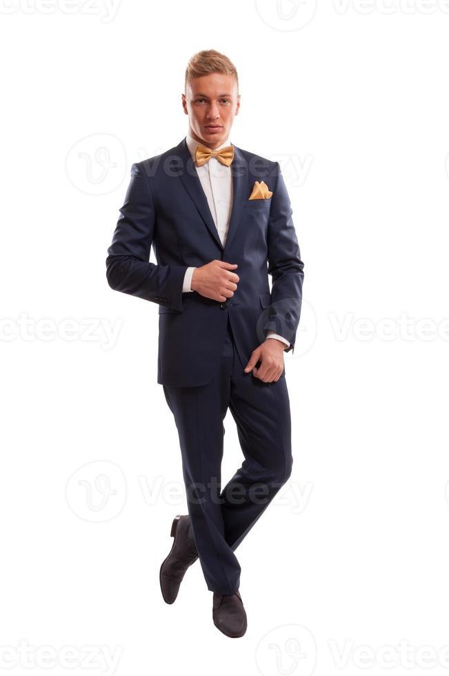 homme d'affaires avec style photo