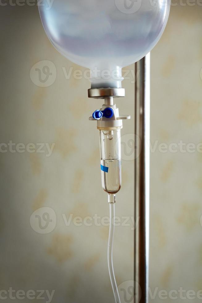 solution saline santé photo