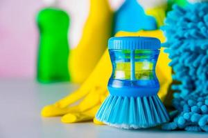 concept de nettoyage vif