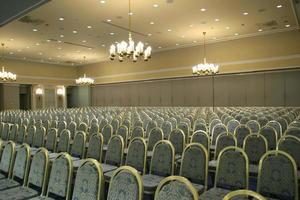 salle de conférence luxueuse