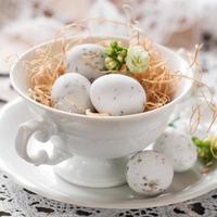 œufs de Pâques photo