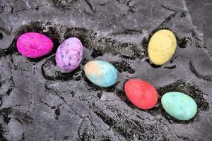 œuf de Pâques photo
