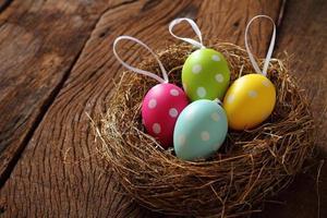 le jour de pâques.