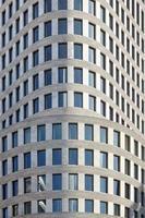 immeuble avec façade de bureaux photo