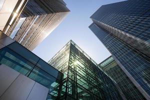 immeuble de bureaux de Londres photo