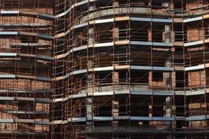 edilizia e costruzioni impalcature photo