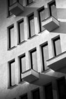 fenêtres de l'hôtel photo