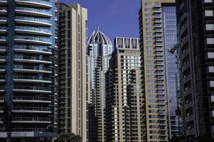 gratte-ciel de haut bâtiment photo