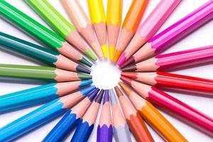 crayons de couleur