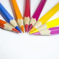 crayons coolorful photo
