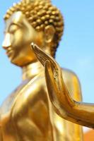 main de Bouddha photo