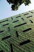 façade en cuivre moderne photo