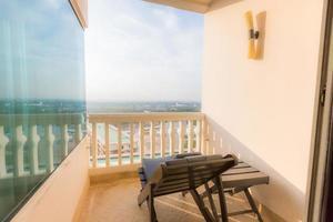 balcon haut de luxe photo