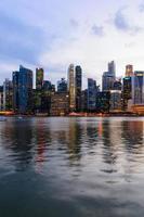 centre-ville de singapour photo