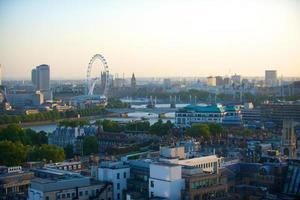 Londres Angleterre ville scape