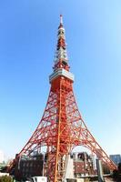 tour de tokyo, tokyo, japon