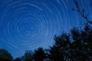 cercles d'étoiles photo