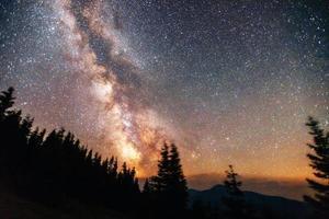 astrophoto du ciel profond