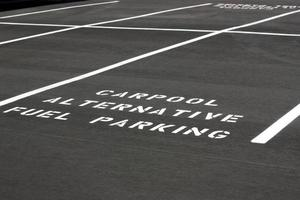 place de parking photo