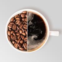 pièces de café photo
