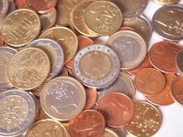 pièce en euro photo