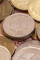 pièces de monnaie photo