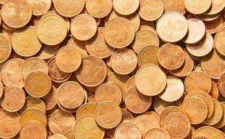monnaie euro photo