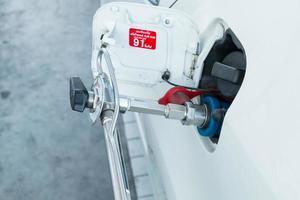 recharge de gaz photo