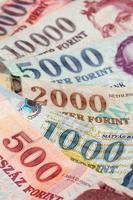 forint hongrois photo