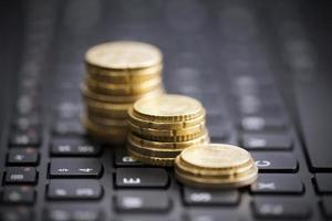 pièces en hausse sur le clavier