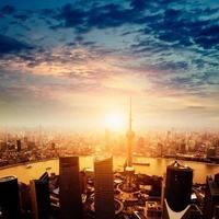 Shanghai lujiazui photo