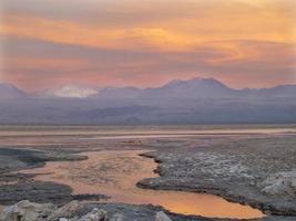 désert d'Atacama photo