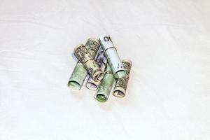 bagues et euro photo