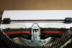 lettre d'impôt