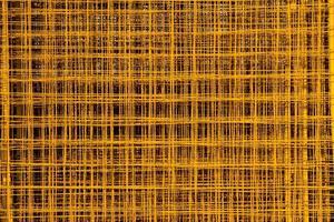 texture de clôture de fer photo