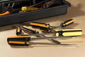 outils de travail