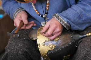 artisans touche délicate photo