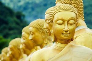 Bouddha d'or photo