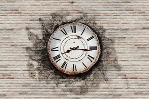 vieille horloge photo
