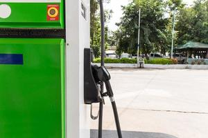 buses de pompe à essence photo