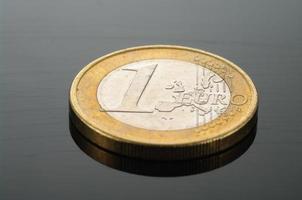 pièces en euro photo